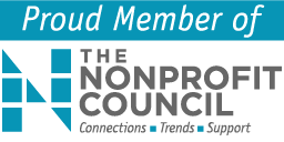Proud member of The Nonprofit Council.