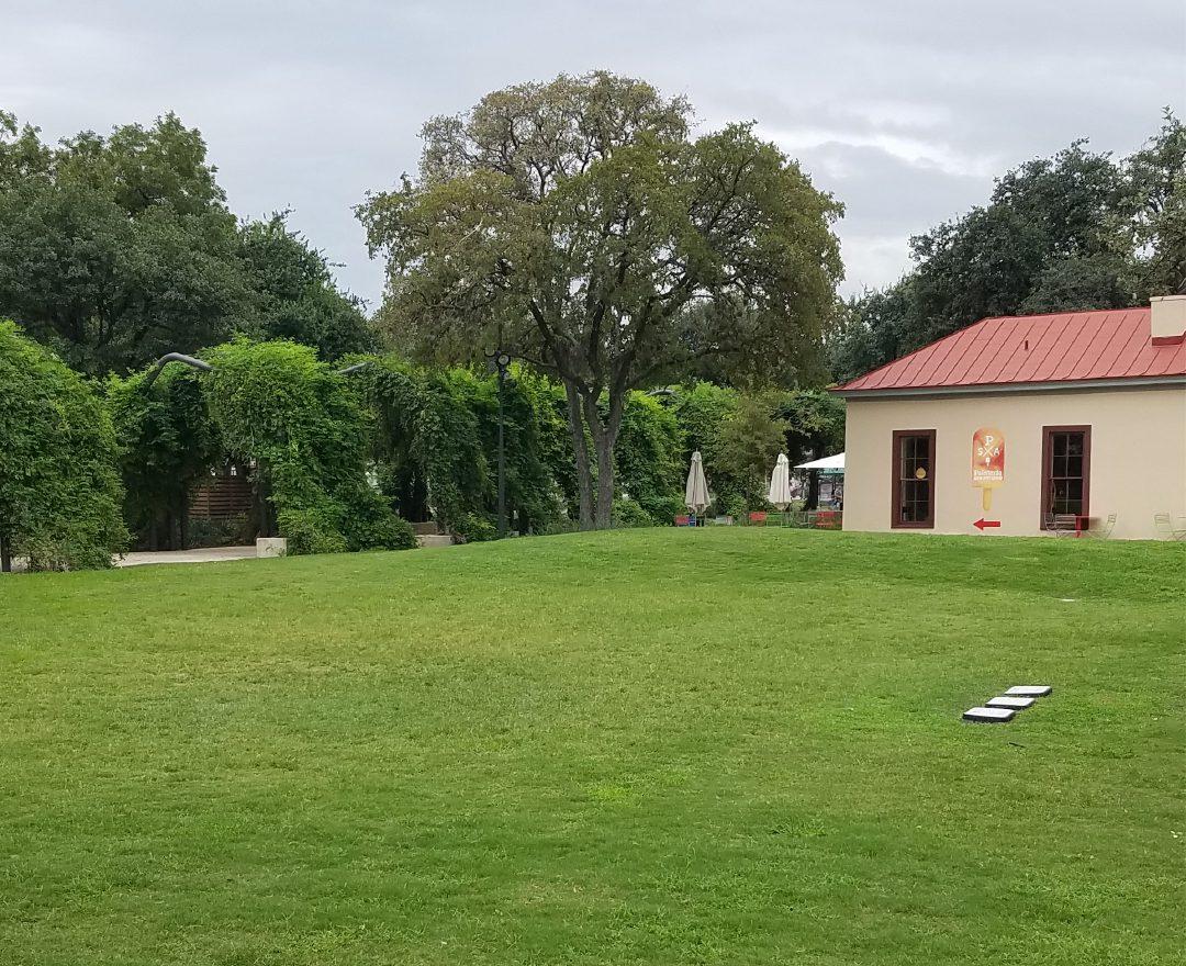 Great Lawn at Hemisfair