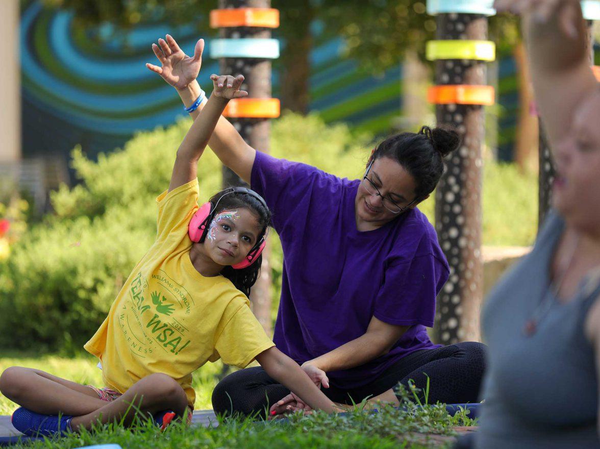 Hemisfair Inclusion Event