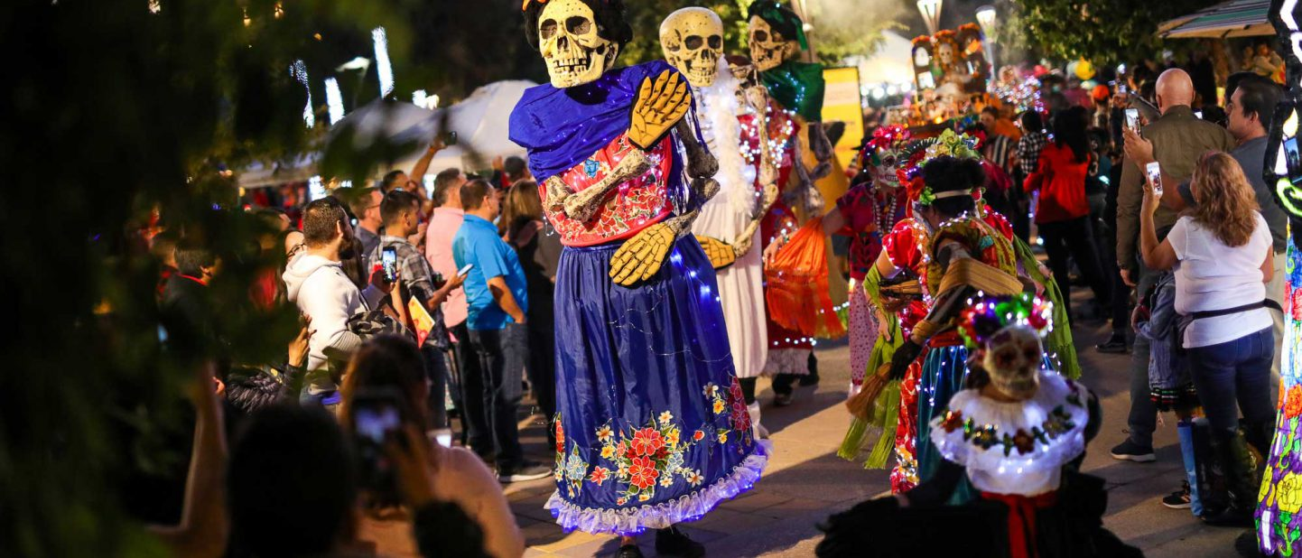 Muertos Fest 2019 at Hemisfair