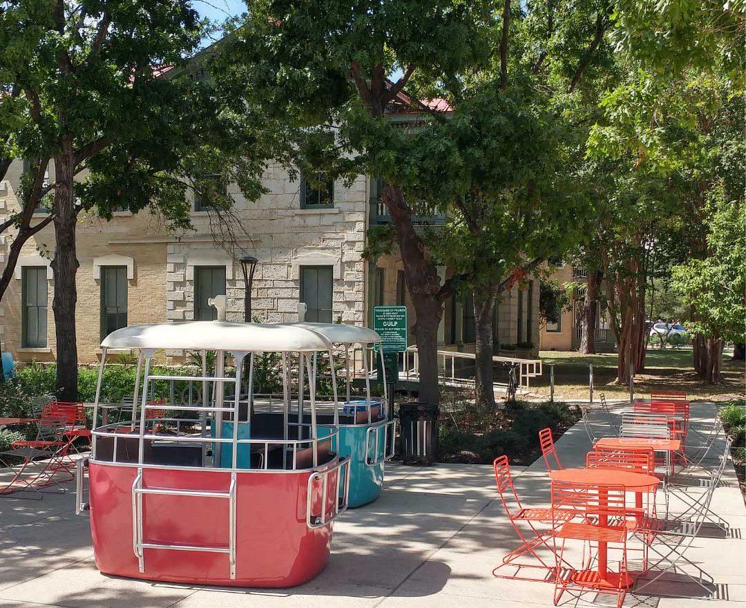 Goliad Plaza at Hemisfair