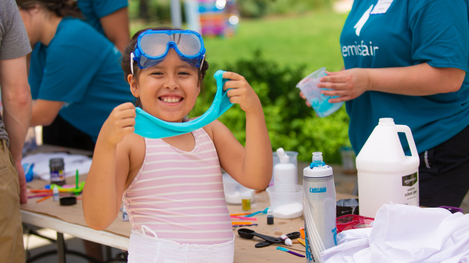Super Fun Saturday: STEAM Edition at Hemisfair