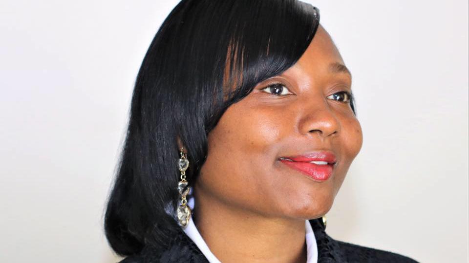 Councilwoman Jada Andrews-Sullivan