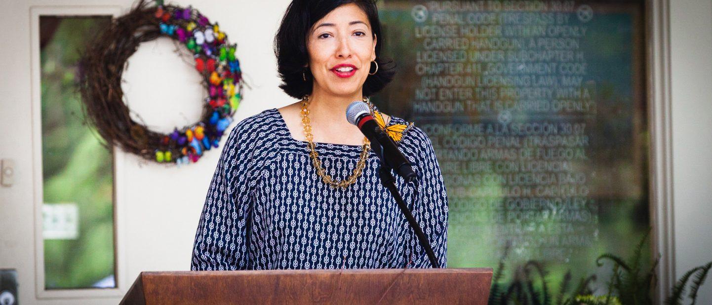 Councilwoman Ana Sandoval