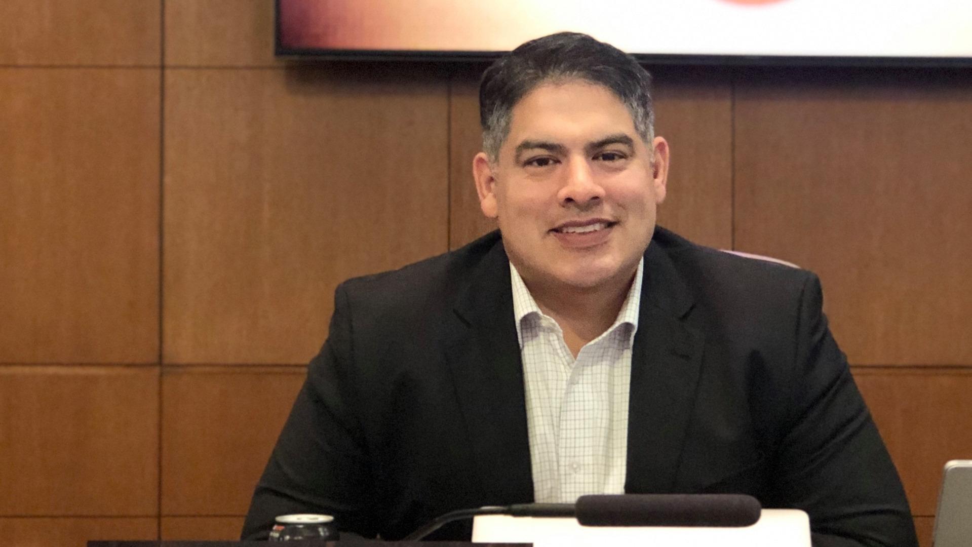 Councilman Manny Pelaez