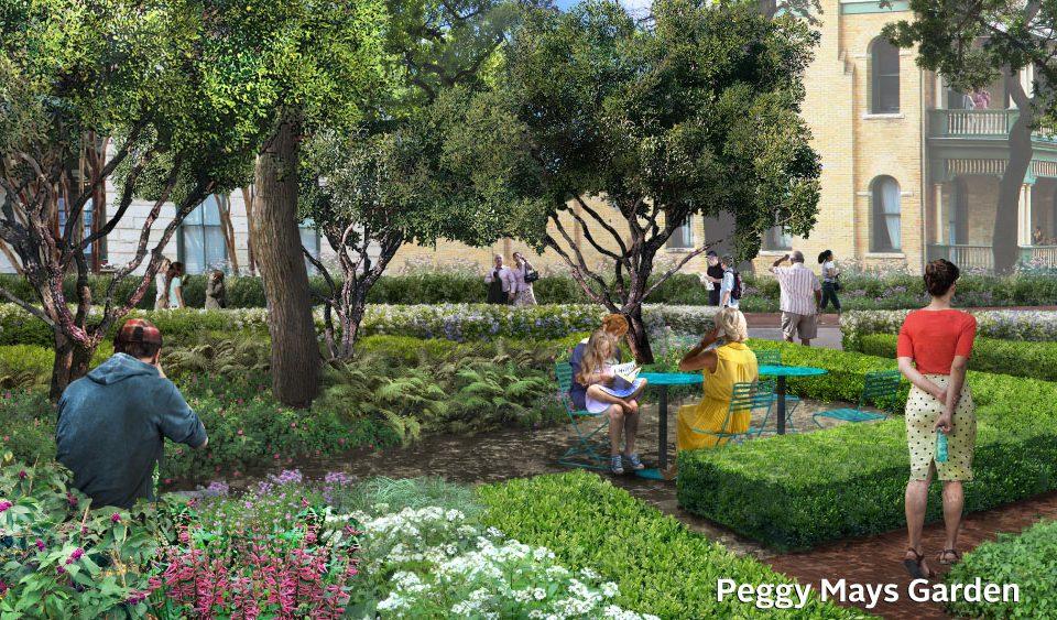 Peggy Mays Garden Concept